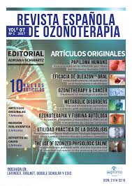 Imagen de la Revista Española de ozonoterapia.