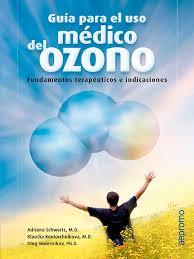 """Portada de """"Guía para el uso médico del ozono"""". Libros de ozonoterapia."""