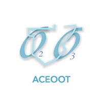 Asociación Científica Española de Aplicación de Oxígeno Ozono Terapia. Logo y enlace de esta asociación de ozonoterapia.