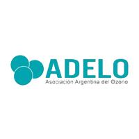 Asociación Argentina de Ozono. Logo y enlace.