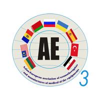 Asociación Asiático-Europea de Ozonoterapia. Logo y enlace de esta asociación de ozonoterapia.