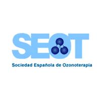 Sociedad Española de Ozonoterapia. Logo y enlace de esta asociación de ozonoterapia.