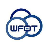 Federación Mundial de Oxígeno Ozonoterapia. Logo y enlace de esta asociación de ozonoterapia.
