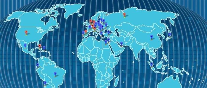2017. El ozono se utiliza regularmente en la salud en Alemania, Francia, Italia, Rusia, Rumania, República Checa, Polonia, Hungría, Bulgaria, Israel, Cuba, Japón, México y algunos estados de Estados Unidos. La ozonoterapia está presente en casi todos los países del mundo.